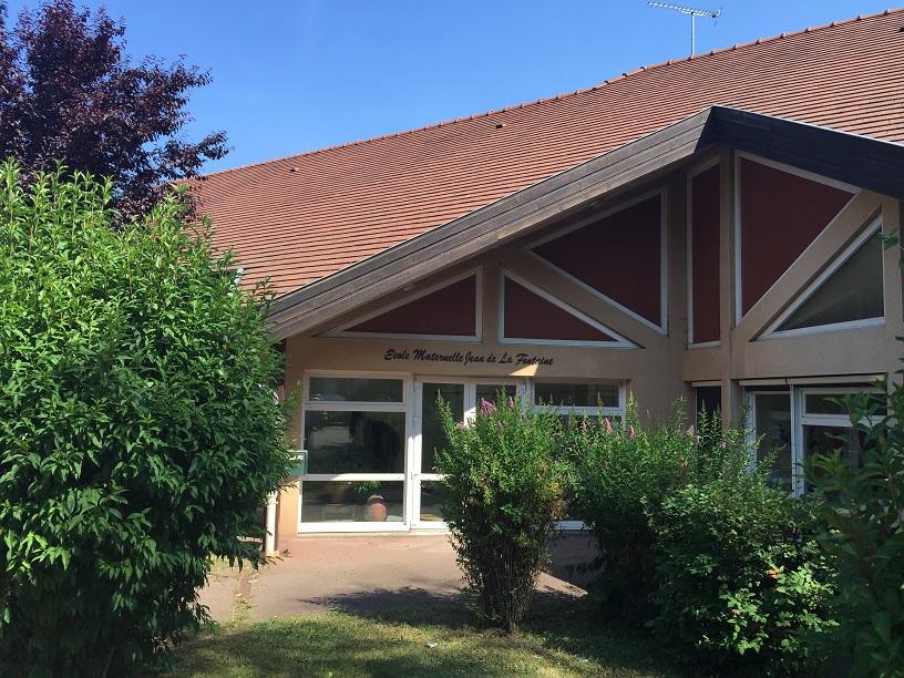 École maternelle Jean de la Fontaine