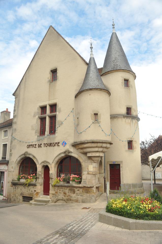 Office de Tourisme du Pays Arnay-Liernais