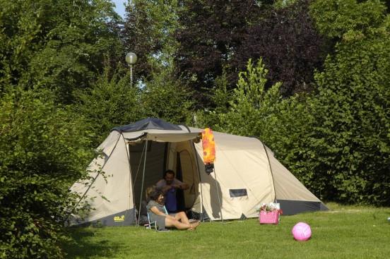 Camping Huttopia Étang de Fouché ****