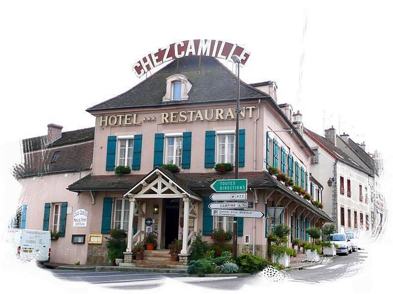 Hôtel*** – Restaurant Chez Camille à Arnay-le-Duc