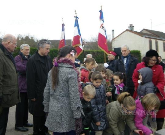 Amicale du Souvenir au Capitaine Nasica et ses compagnons « Morts pour la France  »