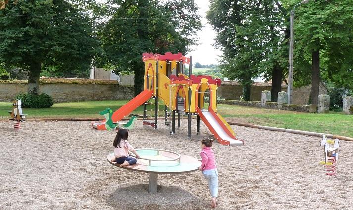 Nouveaux jeux Parc de l Arquebuse