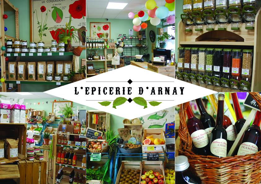 L'Épicerie d'Arnay