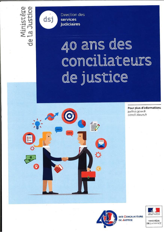 Permanence Conciliateur de Justice