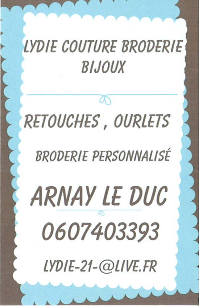 Lydie Couture Broderie Bijoux