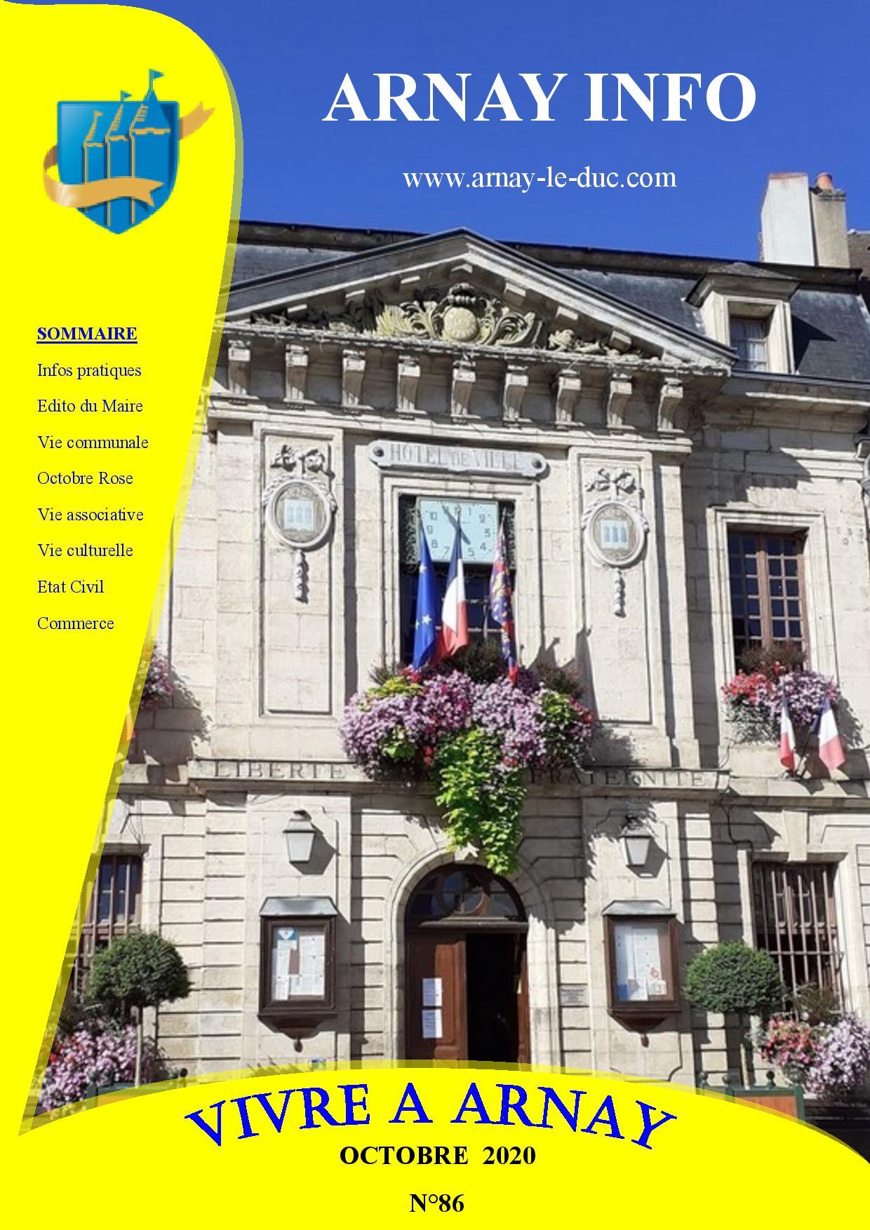 Bulletin municipal octobre 2020
