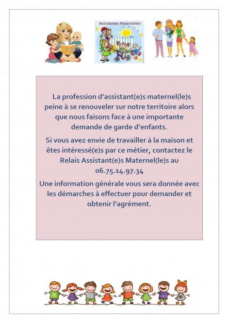 Devenez Assistant(e) Maternel(le)